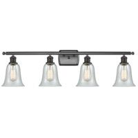 Innovations Lighting 516-4W-OB-G2812-LED Hanover LED 36 inch Oil Rubbed Bronze Bath Vanity Light Wall Light Ballston