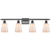 Innovations Lighting 516-4W-OB-G391-LED Ellery LED 36 inch Oil Rubbed Bronze Bath Vanity Light Wall Light Ballston