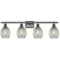 Innovations Lighting 516-4W-OB-G82-LED Eaton LED 36 inch Oil Rubbed Bronze Bath Vanity Light Wall Light Ballston