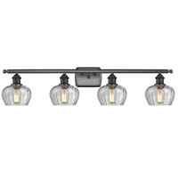 Innovations Lighting 516-4W-OB-G92-LED Fenton LED 36 inch Oil Rubbed Bronze Bathroom Fixture Wall Light