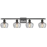 Innovations Lighting 516-4W-OB-G92-LED Fenton LED 36 inch Oil Rubbed Bronze Bath Vanity Light Wall Light, Ballston