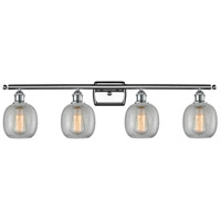 Innovations Lighting 516-4W-PC-G105-LED Belfast LED 36 inch Polished Chrome Bath Vanity Light Wall Light Ballston
