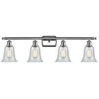 Innovations Lighting 516-4W-PC-G2812-LED Hanover LED 36 inch Polished Chrome Bath Vanity Light Wall Light Ballston