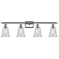 Innovations Lighting 516-4W-PC-G2812 Hanover 4 Light 36 inch Polished Chrome Bathroom Fixture Wall Light