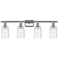 Innovations Lighting 516-4W-PC-G352-LED Candor LED 36 inch Polished Chrome Bath Vanity Light Wall Light, Ballston