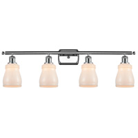 Innovations Lighting 516-4W-PC-G391-LED Ellery LED 36 inch Polished Chrome Bath Vanity Light Wall Light Ballston