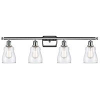 Innovations Lighting 516-4W-PC-G392-LED Ellery LED 36 inch Polished Chrome Bath Vanity Light Wall Light Ballston