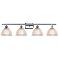 Innovations Lighting 516-4W-PC-G422 Arietta 4 Light 36 inch Polished Chrome Bath Vanity Light Wall Light Ballston