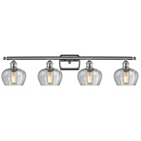 Innovations Lighting 516-4W-PC-G92-LED Fenton LED 36 inch Polished Chrome Bath Vanity Light Wall Light Ballston
