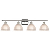 Innovations Lighting 516-4W-PN-G422-LED Arietta LED 36 inch Polished Nickel Bath Vanity Light Wall Light Ballston