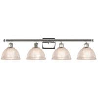 Innovations Lighting 516-4W-PN-G422 Arietta 4 Light 36 inch Polished Nickel Bath Vanity Light Wall Light Ballston
