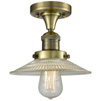 Innovations Lighting 517-1CH-AB-G2 Signature 1 Light 10 inch Antique Brass Flush Mount Ceiling Light