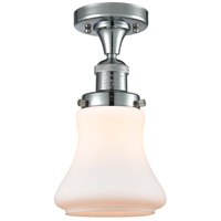 Innovations Lighting 517-1CH-PC-G191 Bellmont 1 Light 6 inch Polished Chrome Semi-Flush Mount Ceiling Light Franklin Restoration