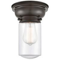 Innovations Lighting 623-1F-OB-G312 Dover 1 Light 6 inch Oil Rubbed Bronze Flush Mount Ceiling Light Aditi