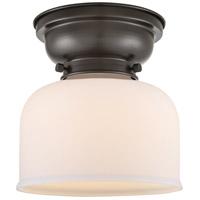 Innovations Lighting 623-1F-OB-G71 Large Bell 1 Light 8 inch Oil Rubbed Bronze Flush Mount Ceiling Light Aditi