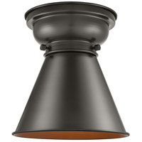 Innovations Lighting 623-1F-OB-M13-OB-LED Appalachian LED 8 inch Oil Rubbed Bronze Flush Mount Ceiling Light Aditi