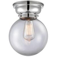 Innovations Lighting 623-1F-PC-G202-8-LED Large Beacon LED 8 inch Polished Chrome Flush Mount Ceiling Light, Aditi