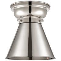 Innovations Lighting 623-1F-PN-M13-PN-LED Appalachian LED 8 inch Polished Nickel Flush Mount Ceiling Light Aditi