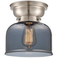 Innovations Lighting 623-1F-SN-G73 Large Bell 1 Light 8 inch Satin Nickel Flush Mount Ceiling Light Aditi