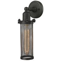 Innovations Lighting 900-1W-OB-CE216-OB-LED Quincy Hall LED 5 inch Oil Rubbed Bronze Sconce Wall Light Austere