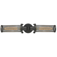 Innovations Lighting 900-2W-OB-CE216-OB Quincy Hall 2 Light 21 inch Oil Rubbed Bronze Bath Vanity Light Wall Light Austere