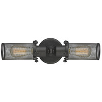 Innovations Lighting 900-2W-OB-CE219-OB-LED Quincy Hall LED 19 inch Oil Rubbed Bronze Bath Vanity Light Wall Light Austere