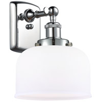 Innovations Lighting 916-1W-PC-G71 Large Bell 1 Light 8 inch Polished Chrome Sconce Wall Light Ballston