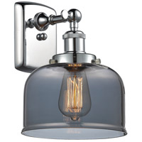 Innovations Lighting 916-1W-PC-G73 Large Bell 1 Light 8 inch Polished Chrome Sconce Wall Light Ballston