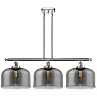 Innovations Lighting 916-3I-PC-G73-L-LED X-Large Bell LED 36 inch Polished Chrome Island Light Ceiling Light Ballston