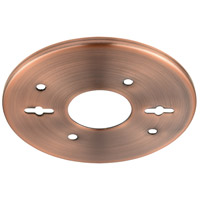 Signature Antique Copper Backplate