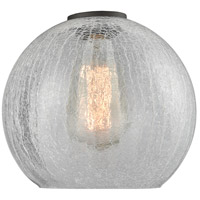 Innovations Lighting G125 Athens Clear Crackle Athens 8 inch Glass Ballston