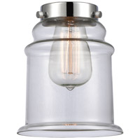 Innovations Lighting G182 Canton Clear 6 inch Glass