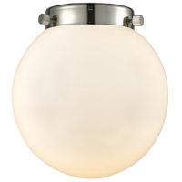 Innovations Lighting G201-6 Beacon Cased Matte White Beacon 6 inch Glass Ballston