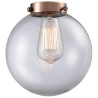 Innovations Lighting G202-8 Large Beacon Clear Large Beacon 8 inch Glass Ballston