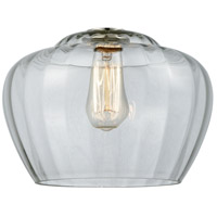 Innovations Lighting G92-L Large Fenton Clear 8 inch Glass