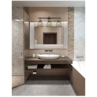 Innovations Lighting 205-AB-G146-LED Chatham LED 30 inch Antique Brass Bath Vanity Light Wall Light Franklin Restoration