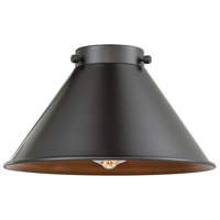 Innovations Lighting M10-OB Briarcliff Oil Rubbed Bronze 10 inch Metal Shade Franklin Restoration