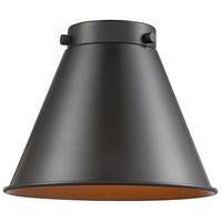 Innovations Lighting M13-OB Appalachian Oil Rubbed Bronze Appalachian 8 inch Metal Shade Franklin Restoration
