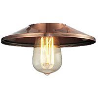 Innovations Lighting M3 Signature Antique Copper 8 inch Glass