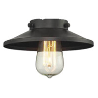 Innovations Lighting M5 Railroad Oiled Rubbed Bronze 8 inch Metal Shade photo thumbnail