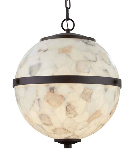 Justice Design Alr 8041 Dbrz Alabaster Rocks Imperial Led 25 Inch Dark Bronze Chandelier Ceiling Light