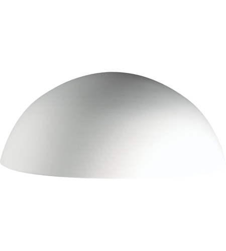 Justice Design Group Ambiance Small Quarter Sphere Outdoor Wall Sconce in Bisque CER-1300W-BIS photo