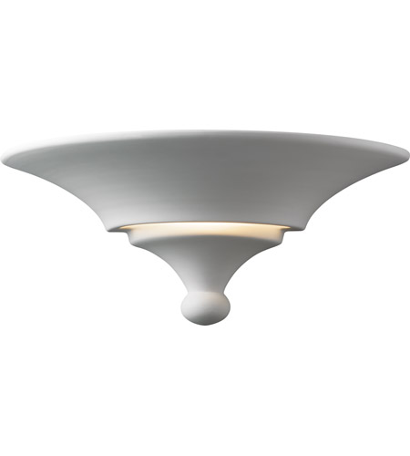 Justice Design Group Ambiance Landis Wall Sconce in Bisque CER-3900-BIS photo