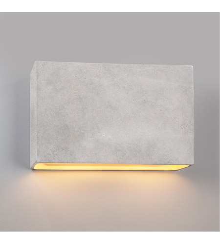Justice Design CER-5658-PATA-LED2-2000 Ambiance LED 17 inch Polished Chrome ADA Wall Sconce Wall Light photo