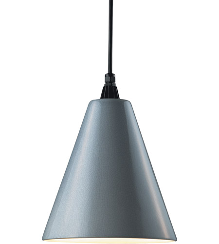 Justice Design Cer 6220 Bis Radiance 1 Light 10 Inch Bisque Pendant Ceiling