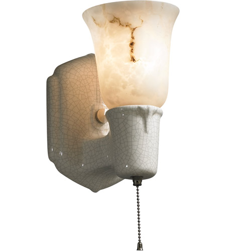 Justice design group american classics chateau single arm w uplight justice design group american classics chateau single arm w uplight glass shade wall sconce in white crackle cer 7151 crk aloadofball Choice Image