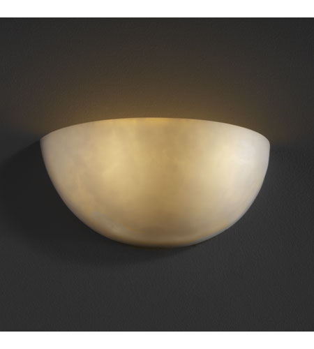 Justice Design CLD-1300 Clouds 2 Light 11 inch Clouds Resin Wall Sconce Wall Light photo