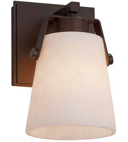 Dark Bronze Contemporary Wall Sconces