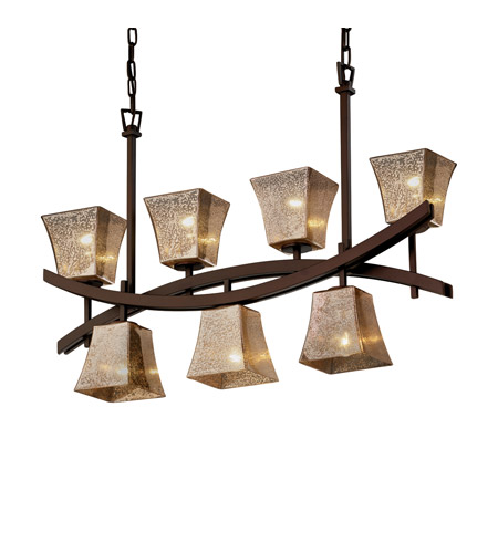 Dark Bronze Chandelier Ceiling Light