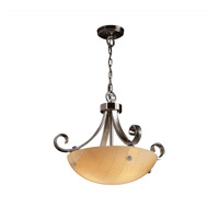 3form 3 Light 24 inch Brushed Nickel Pendant Ceiling Light in Pair of Cylinders, Take, Incandescent